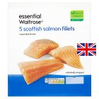 essential Waitrose Scottish salmon fillets - 600g