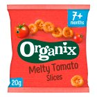 Organix finger foods tomato slices - 20g Brand Price Match - Checked Tesco.com 24/11/2014