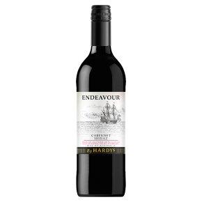 Hardys Endeavour Shiraz Cabernet Sauvignon